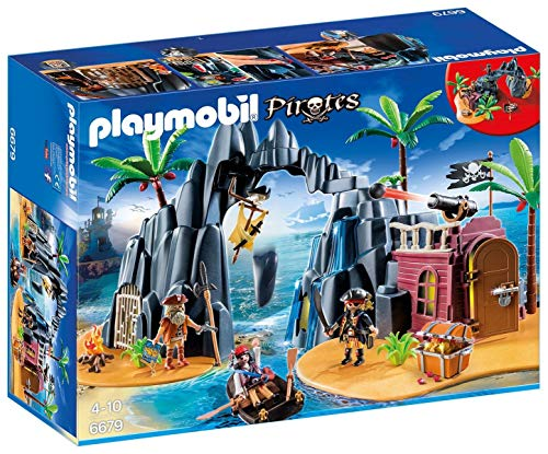 PLAYMOBIL - Isla del Tesoro Pirata 66790