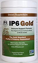 Original IP-6 Gold Immune Support Formula with Stevia Tropical Fruit Flavor - 14.6 Ounce