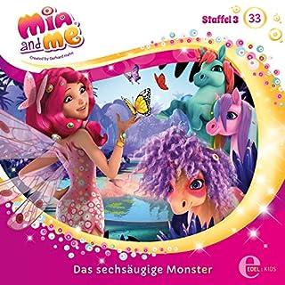 Das sechsäugige Monster. Das Original-Hörspiel zur TV-Serie Titelbild