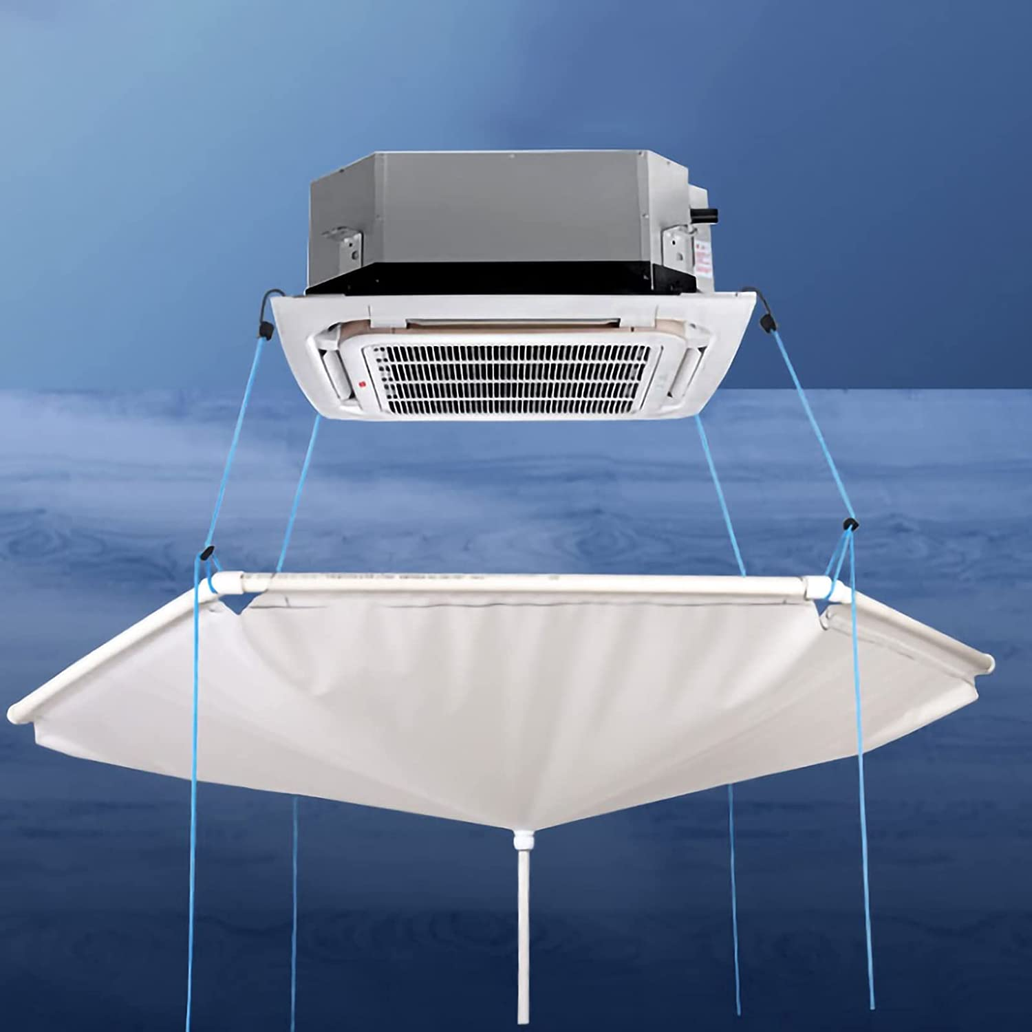 Max 54% OFF RYDS Air Conditioner Cleaning Full Cleanin Cover Detroit Mall