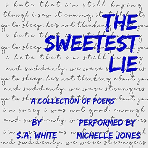 The Sweetest Lie audiobook cover art