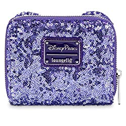 Parks Loungefly Purple Potion Minnie Wallet