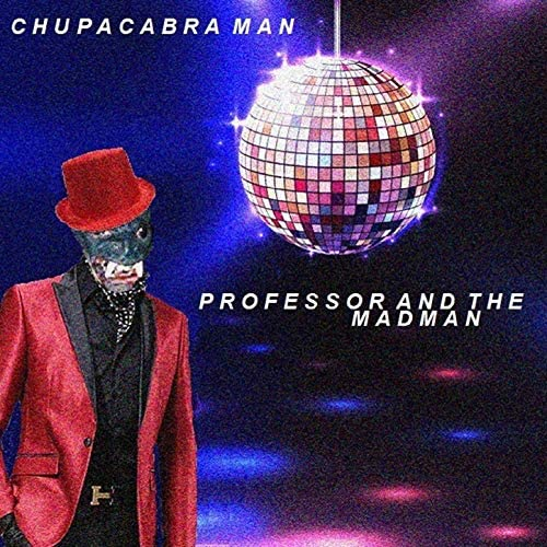 Professor and the Madman