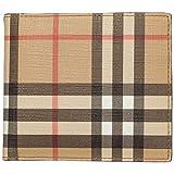 BURBERRY portafoglio a libro vintage check con portamonete 80166181
