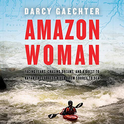 Amazon Woman cover art