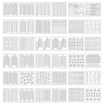 1275 Piezas 49 Diseños