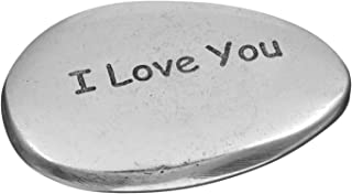 Abbott Collection Small I Love You Pebble