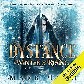 Winter's Rising audiobook cover art