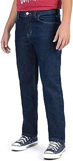 Calça Jeans Reta Basic Infantil Masculino Super Stone