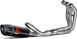 Akrapovic 14-17 Yamaha FZ-09 Racing Full System Exhaust (Carbon Fiber)