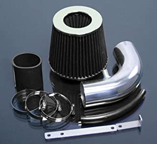 PERFORMANCE AIR INTAKE INTAKE FOR 2000-2006 Mini Cooper S 1.6 1.6L Supercharged R53 w/Manual Transmission Engine (BLACK)