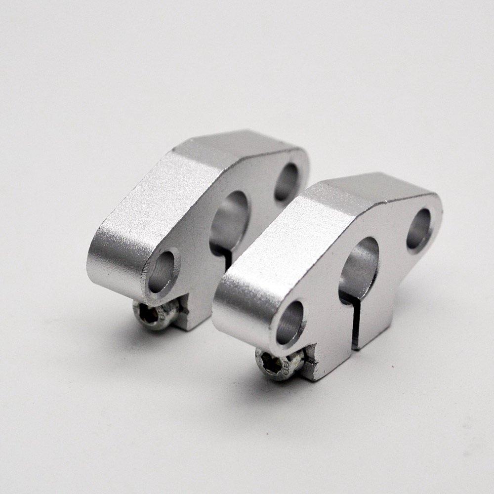 SHF10 10mm 4Pcs Linear Rail Shaft Support Linear Motion CNC Rout