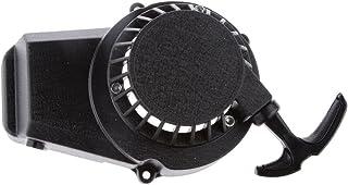 Tirón de Aluminio Arranque de Retroceso 47cc 49cc Mini Bici de Bolsillo Atv - Negro