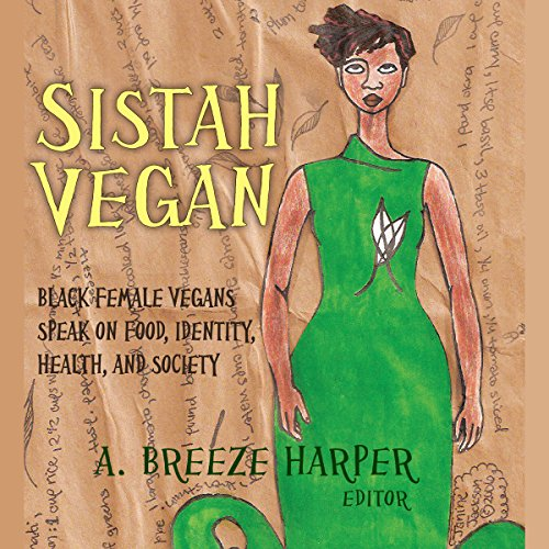 Sistah Vegan audiobook cover art