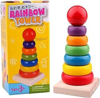 プライス ゆらりんタワー 木製 キャラクター ブリリアントベーシック 棒さし ゆらゆら ベビー 幼児 知育玩具