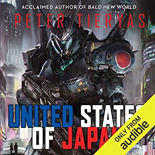 United States of Japan audiobook cover art