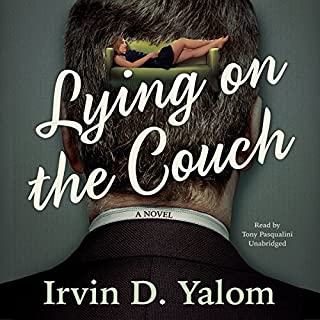 Lying on the Couch audiobook cover art