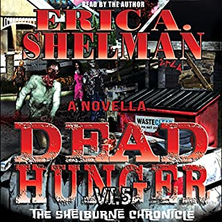 Dead Hunger VI.5 audiobook cover art