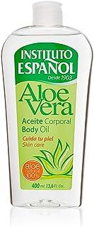 Instituto Español - Aceite Corporal con Aloe Vera 400 ml