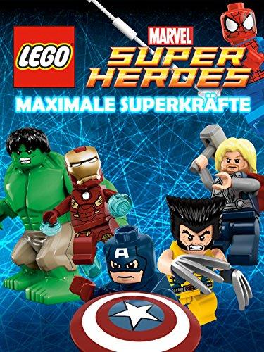 LEGO - Maximale Superkräfte