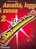 ascolta, leggi & suona vol.2 (+cd): per flauto (it)