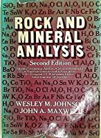 Rock and Mineral Analysis (Chemical Analysis)