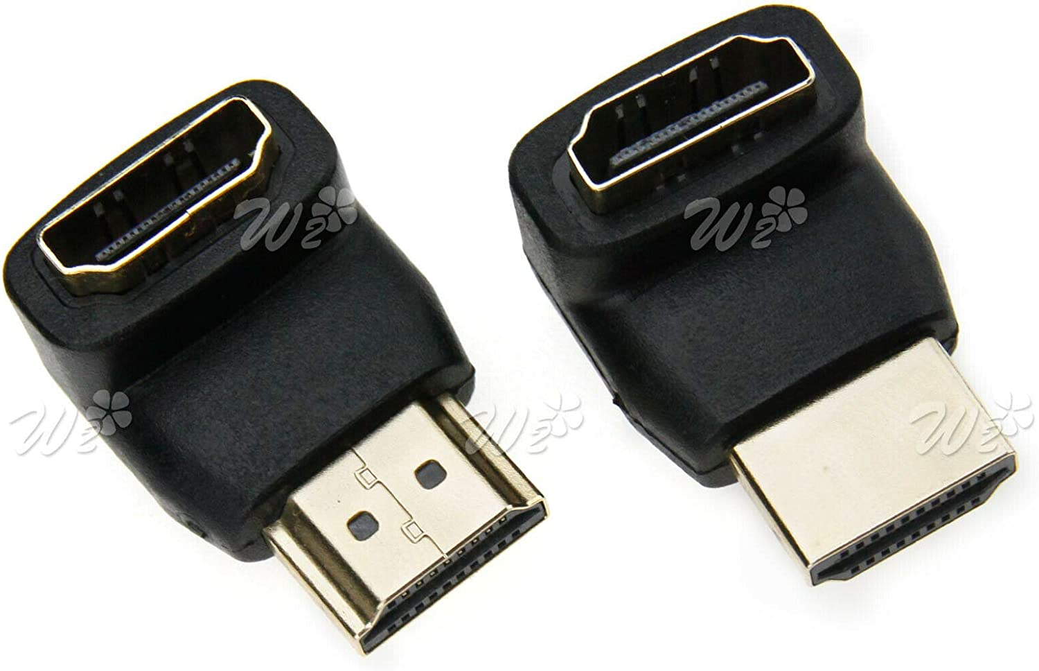 Cheap bargain Portland Mall New 270°+ 90°HDMI MF Male Adapter Connector Female to