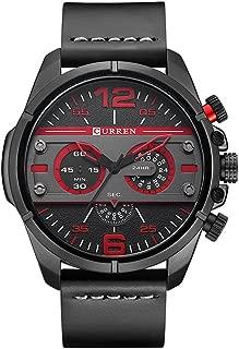 curren watch red