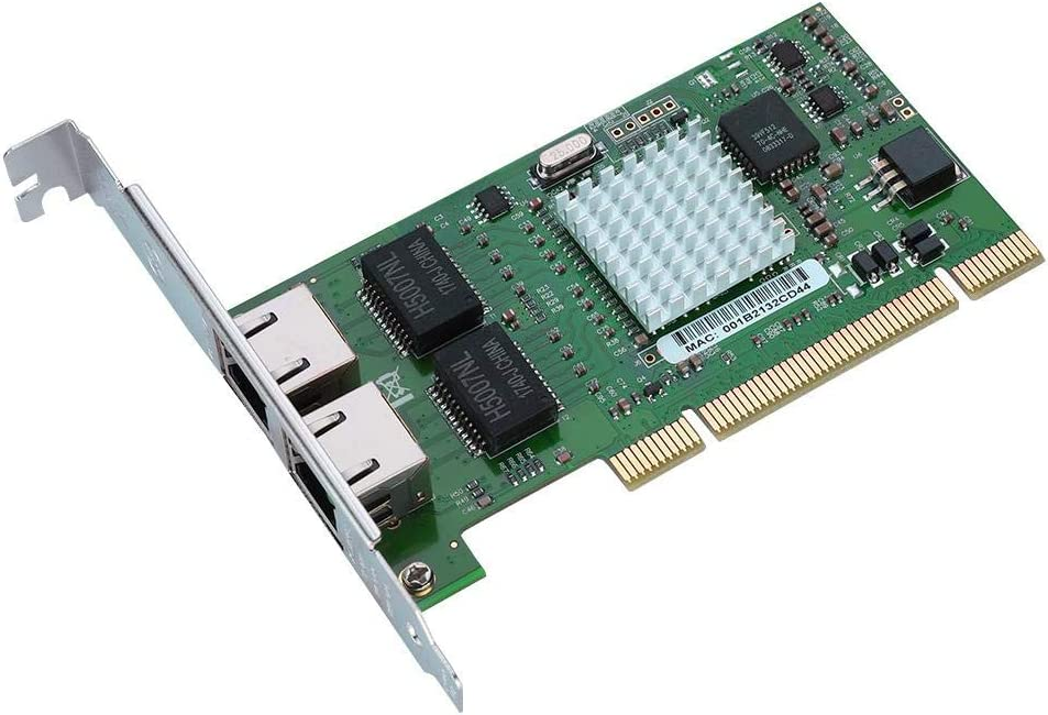 Fockety for Network Card Excellent 82546E8 Virginia Beach Mall Performance PCI Netw discount