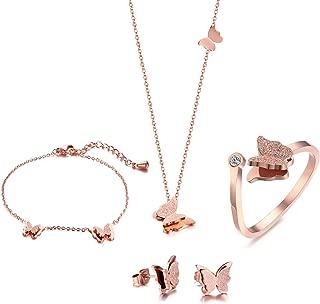 rings necklaces bracelets