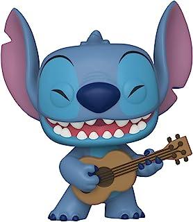 Funko Pop! Disney: Lilo & Stitch - Stitch con ukelele
