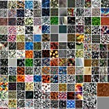 Hydrographic Film - Water Transfer Printing - Hydro Dipping -ASSORTED SAMPLE 5 PACK