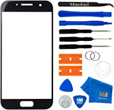 MMOBIEL Front Glass Replacement Compatible with Samsung Galaxy A3 (2017) A320 (Black) Display Touchscreen incl Tool Kit