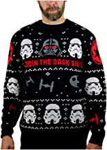 Star Wars Darth Vader Stormtroopers Ugly Christmas Sweater Adult Holiday Sweater