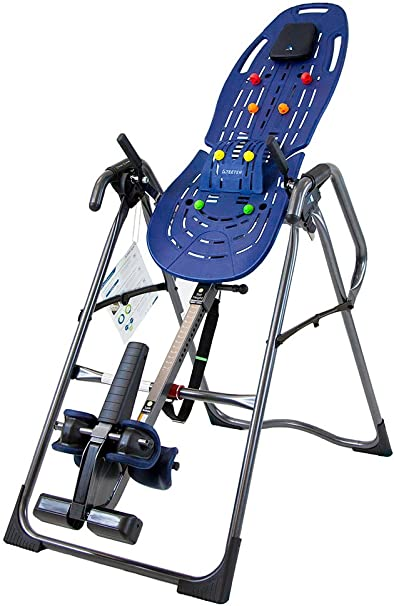 Teeter EP-960 Ltd.| Inversion Table with Back Pain Relief Kit