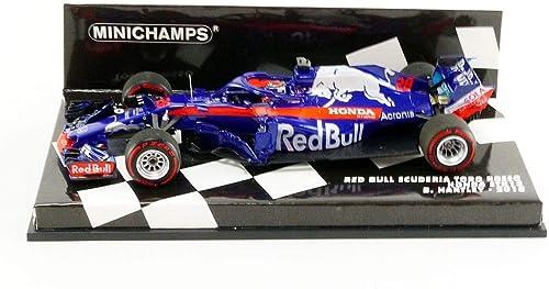 Minichamps Miniatur-Kollektion 417180028, Blau Rot Silber