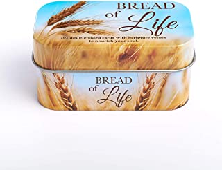 101 Promise Cards in Tin Bread of Life (5.99)