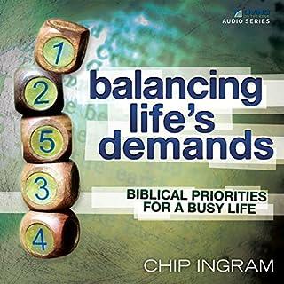 Balancing Life's Demands audiobook cover art