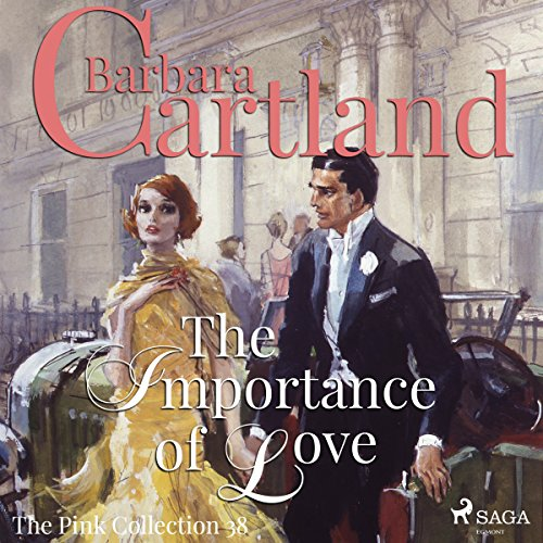 The Importance of Love audiobook cover art