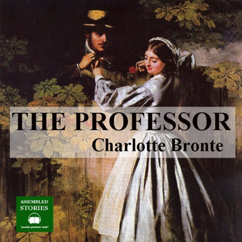 The Professor audiobook cover art