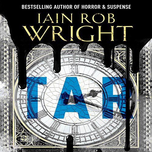 Tar audiobook cover art