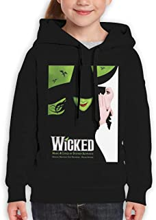 Guiping The Phantom of The Opera Teen Hooded Sweate Sweatshirt Black