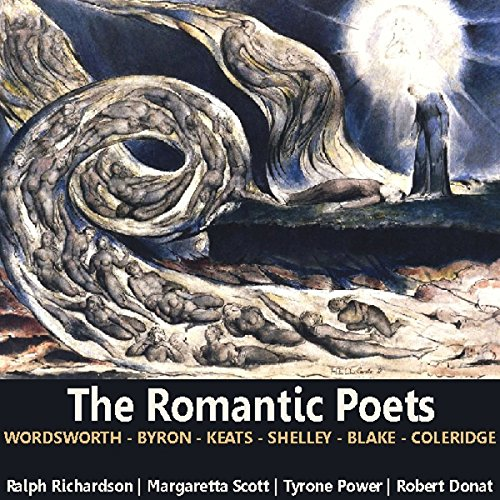 The Romantic Poets audiobook cover art