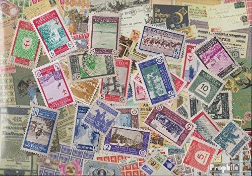 Prophila Collection Spanisch Marocco 25 Diversi Francobolli (Francobolli per i Collezionisti)