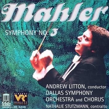 Mahler, G.: Symphony No. 3