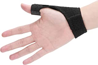 Thumb Strap, Thumb Brace Support Washable Effectively Support for Thumb Tendinitis(M)