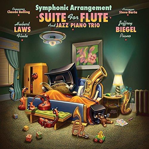 Symphonic Arrangement: Suite for Flute and Jazz Piano Trio by Steve Barta - Arranger, Hubert Laws - Flute soloist, Jeffrey Biegel - Piano solo (2015-07-15)