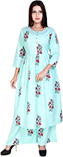 Marlin Women's Cotton Readymade Salwar Suit