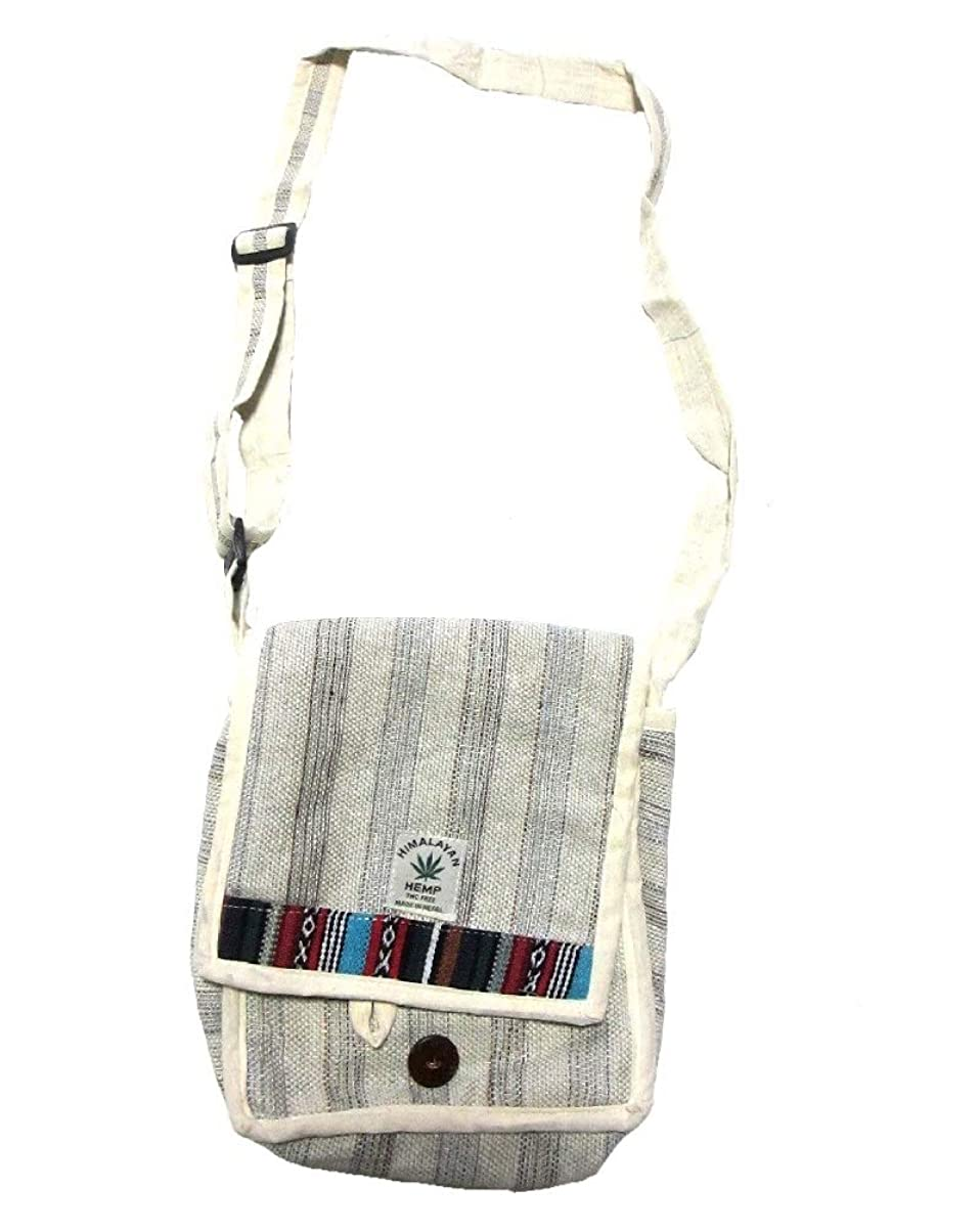 抑圧する輸血ウォーターフロントヘンプエスニックショルダーバッグ エスニック衣料雑貨