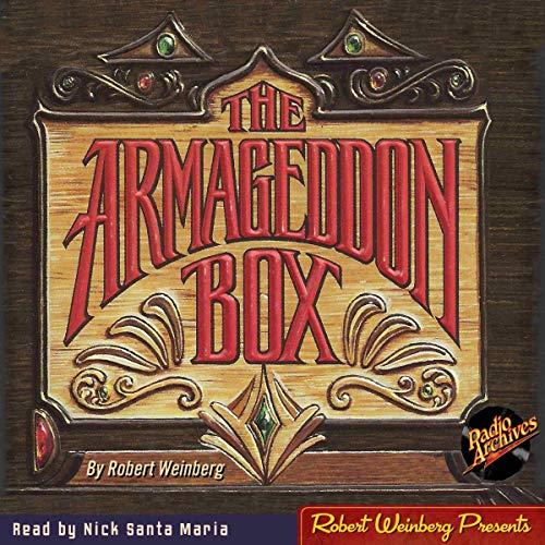 The Armageddon Box Titelbild